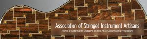 Logo for Association of Stringed Instrument Artisans